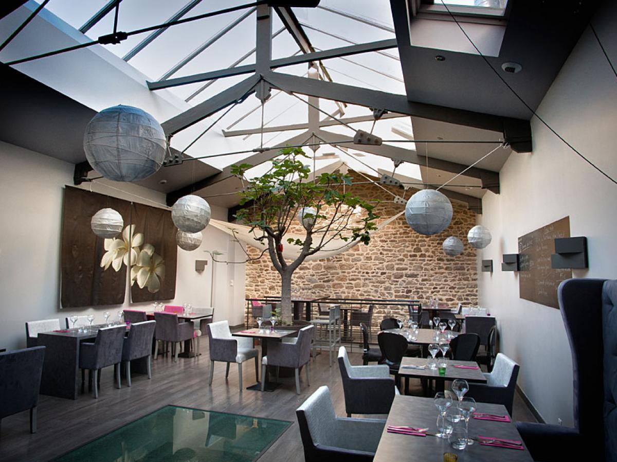 Rénovation restaurant à St Pol de Léon