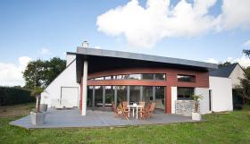 Extension de maison à Plouigneau