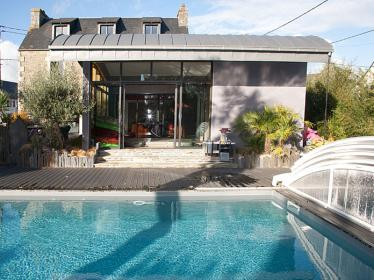 Extension maison à Morlaix