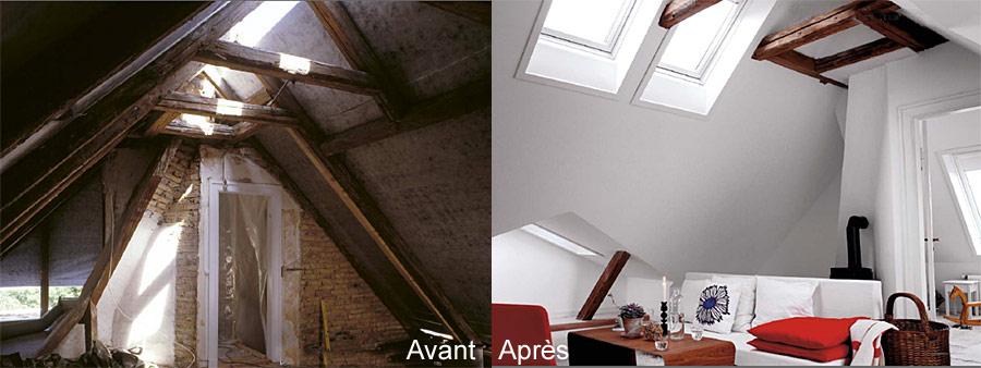 rca weber de morlaix pose vos fen tres de toit velux. Black Bedroom Furniture Sets. Home Design Ideas